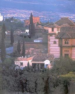 palacio de Daralhorra, Granada