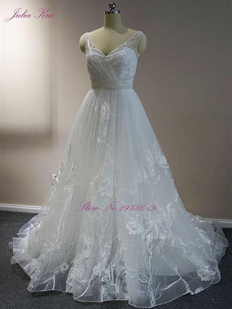 Aliexpress.com : Buy Embroidery Appliques A Line Wedding