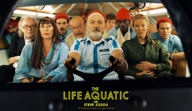 the life aquatic with steve zissou wes anderson review