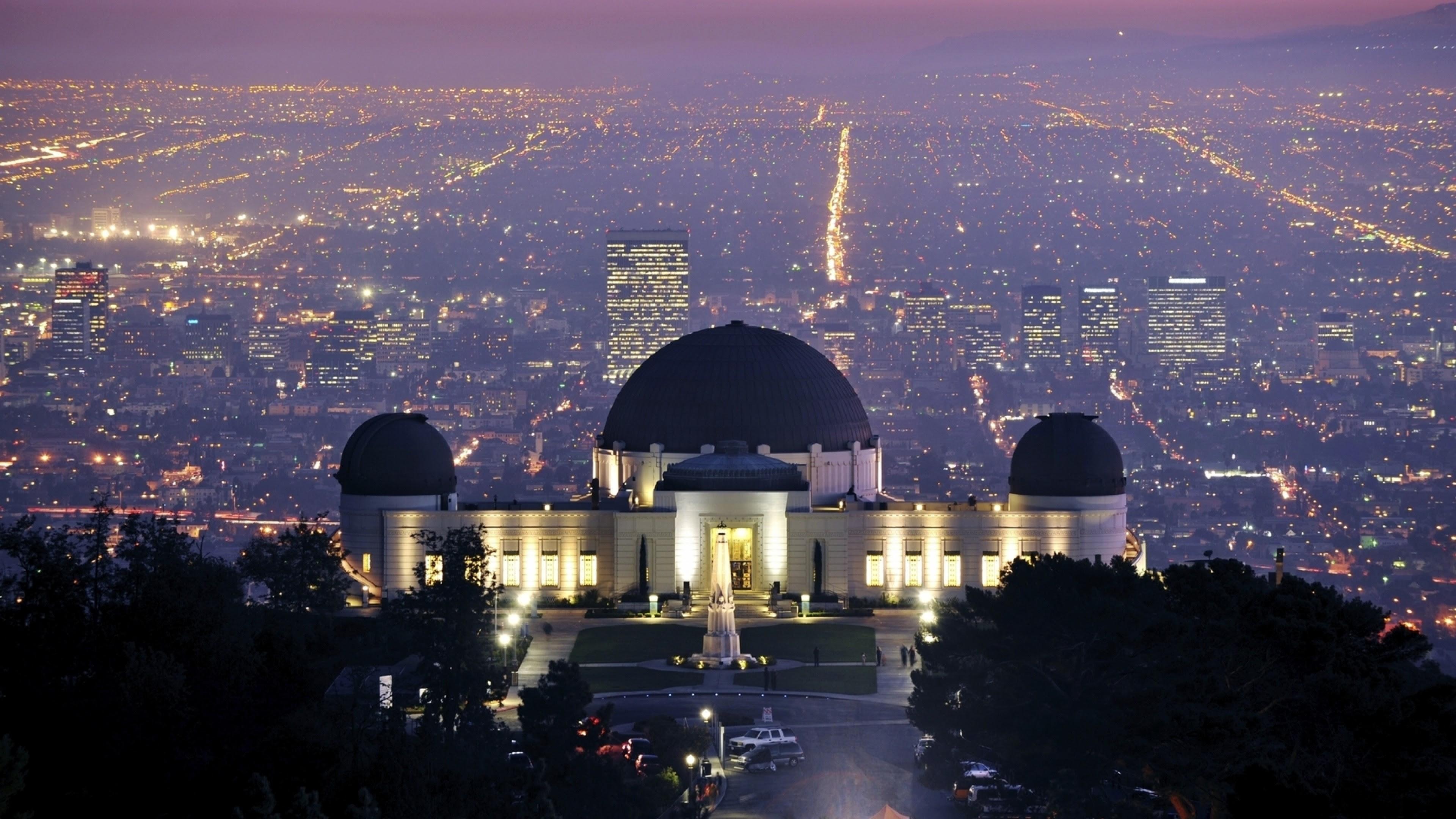 Los Angeles Wallpaper 4k