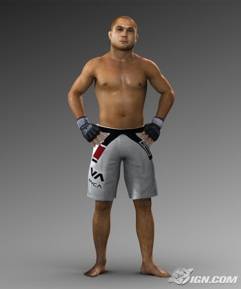 Welcome To UFC Game News!: GSP Vs BJ Penn Demo Released