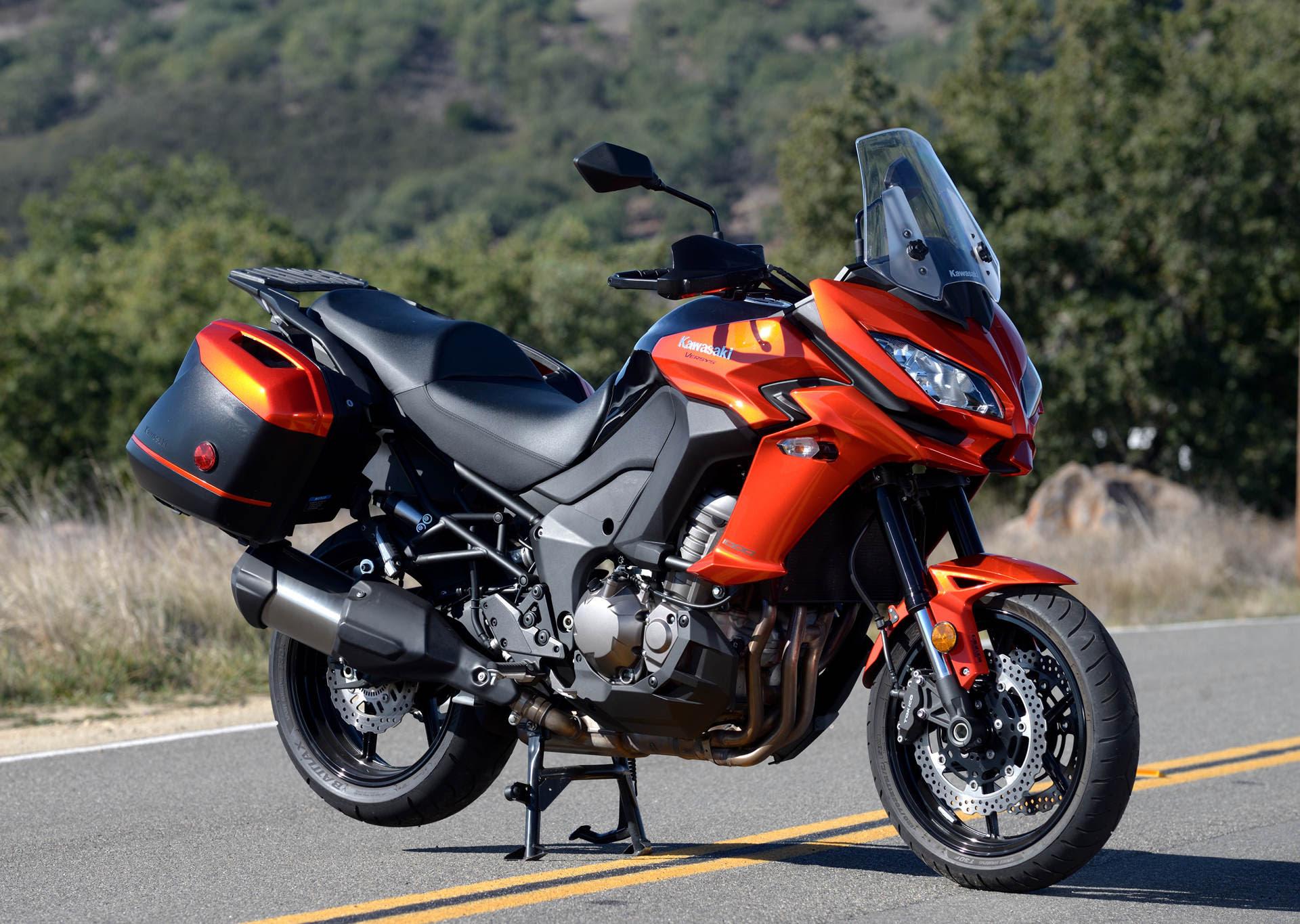 Md 2015 Bike Of The Year The Kawasaki Versys 1000 Lt