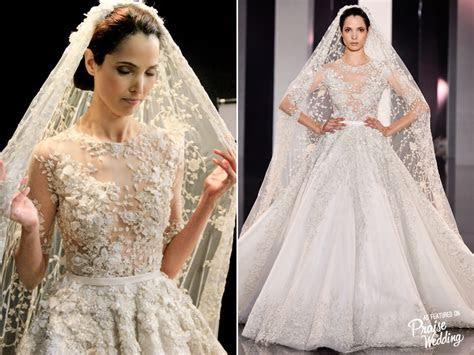 Ralph & Russo glamorous wedding dress » Praise Wedding