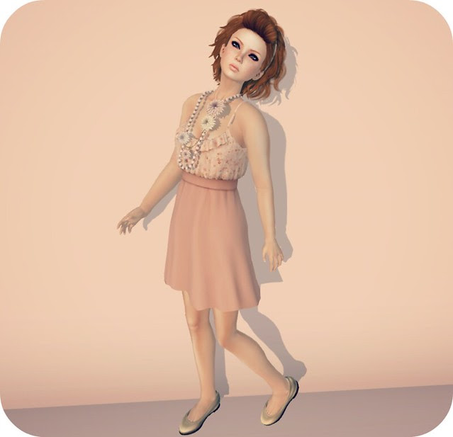 {Spright} Inspire Dress  - Pink