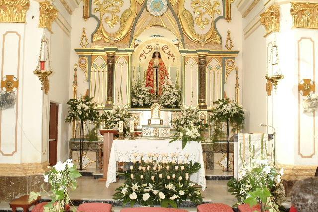 Resultado de imagen de El Jimenado y su iglesia