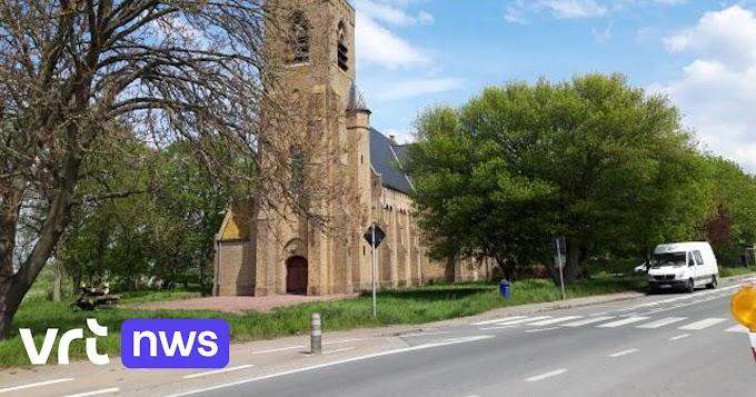 """Kerk van Kaaskerke wordt deze zomer een """"champing"""": je kan kamperen in de kerk"""