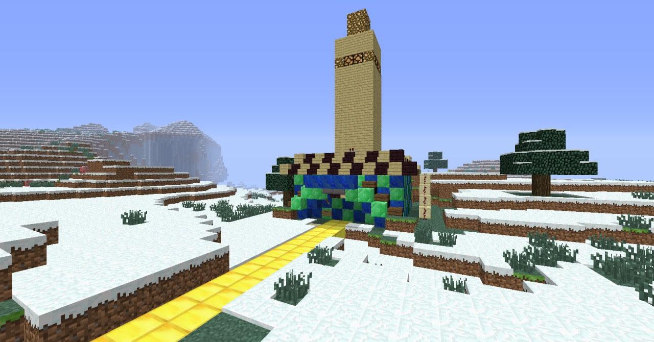Mob Xp Farm Minecraft Project