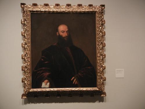 DSCN7983 _ Portrait of Giacomo Dolfin, c. 1531, Titian (Tiziano Vecellio) (c. 1489-1576), LACMA