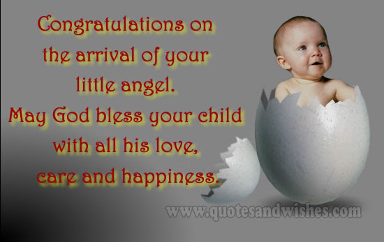 Quotes About New Born Child 38 Quotes