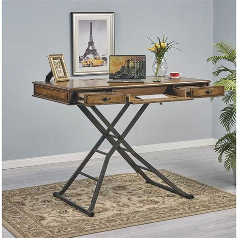 sit  stand desk  turnkey products american