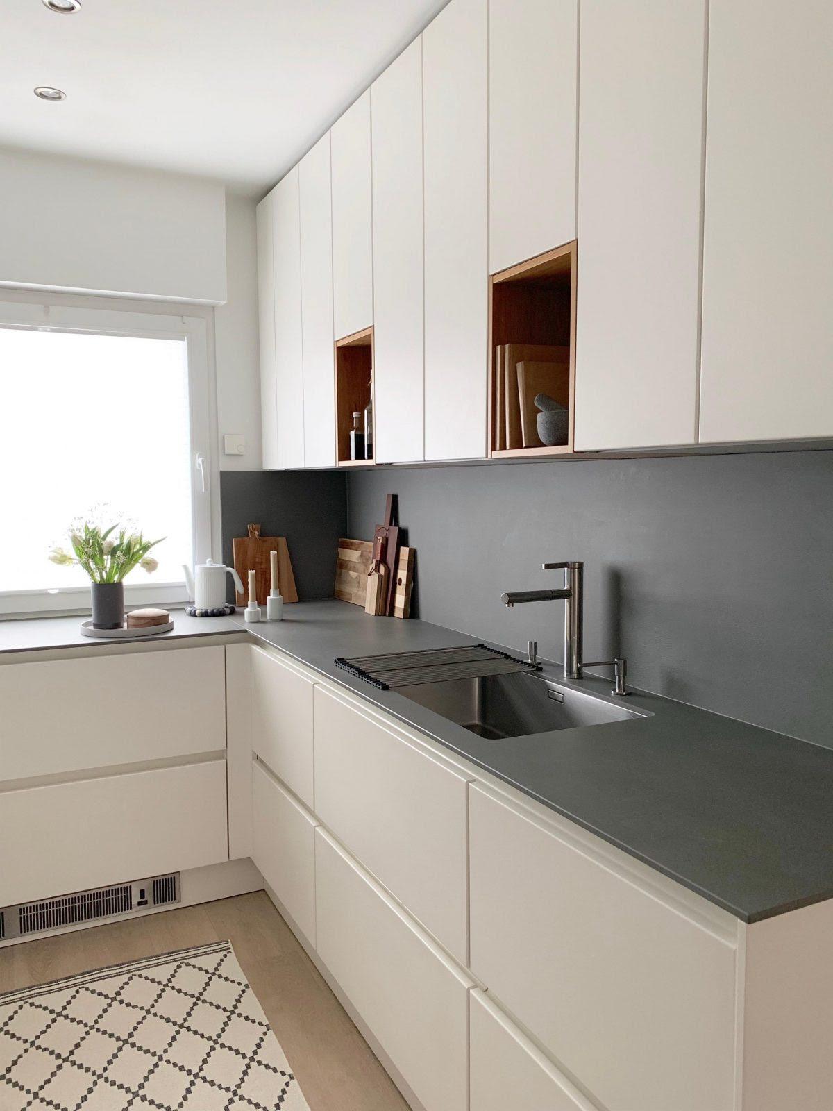 küche kleiner raum | kleine küchen einrichten kleine räume