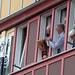 Zaungäste - Landsgemeinde Appenzell 2012