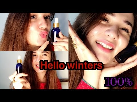 Best Serum For Winters- Bye Bye Dull Skin -100%works !!!