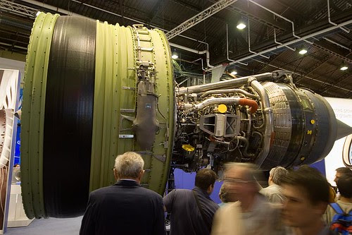 Aircraft jet engine : GE90-115