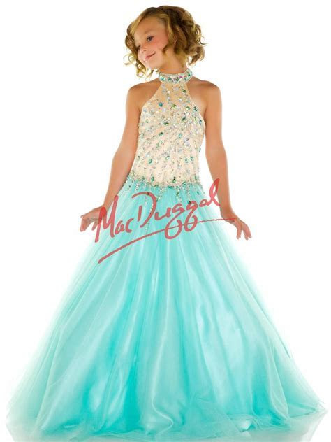 Girl Pageant Dresses   Cocktail Dresses 2016