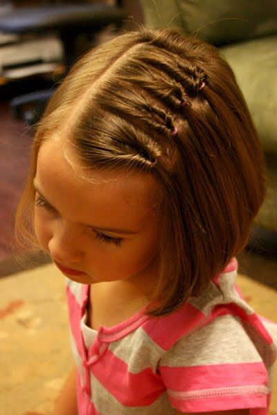 Super easy hair dos for girls