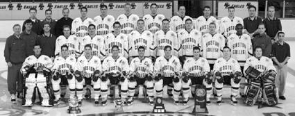2000-01 Boston College Eagles team photo 2000-01BostonCollegeEaglesteam.png