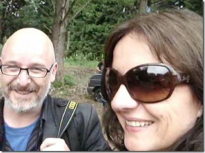 Stefan Banz und Caroline Bachmann
