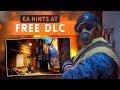 Mais conteúdos gratuitos estarão disponíveis em Battlefield 1