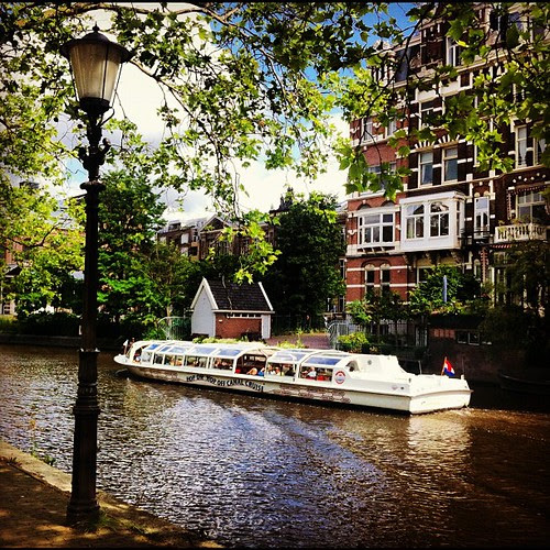 1 of the 1500 canals. Pretty.