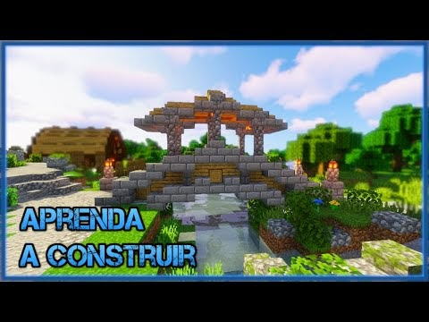 Minecraft: Dicas aprender construir Pontes