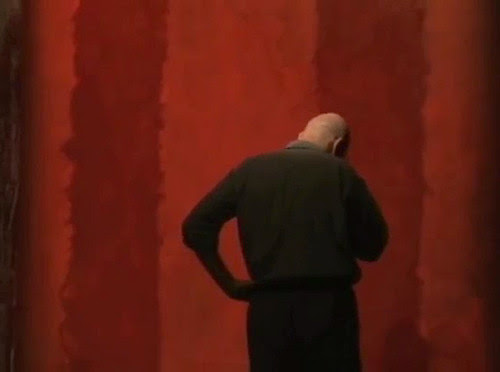 Mark Rothko in Red