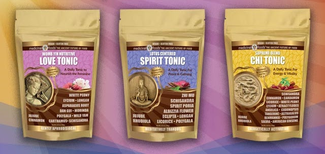 Visit Medicinal Foods Herbal Tonics