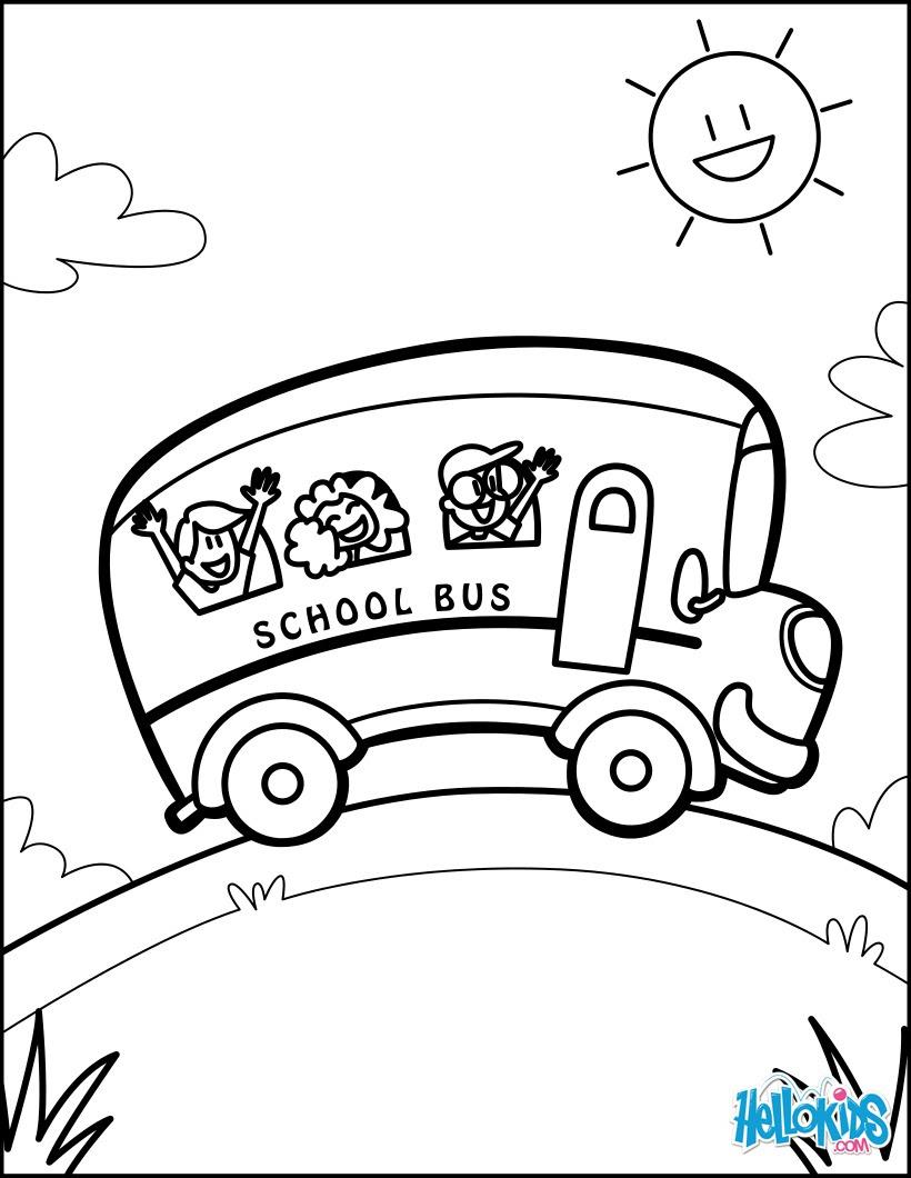 Dibujos Para Colorear Back To School 1 Eshellokidscom