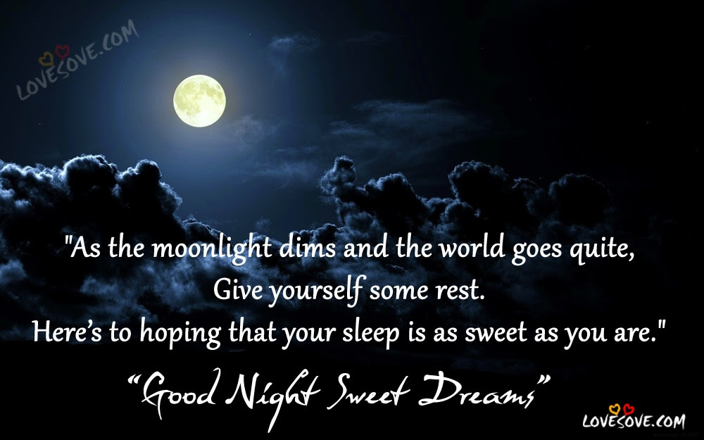 HD Exclusive Pictures Of Good Night Sweet Dreams