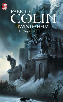 Couverture Winterheim, intégrale