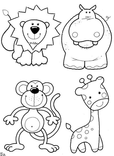 coloring pages animal coloring pages animal coloring