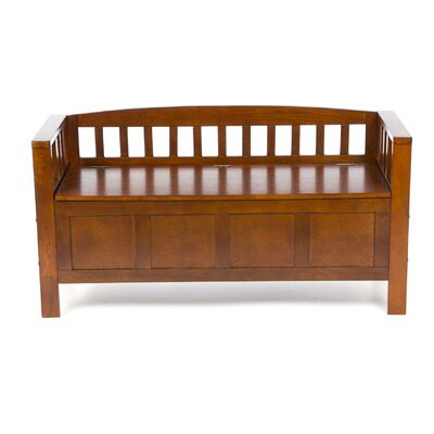 Wildon Home ® Somerton Wooden Entryway Storage Bench   Wayfair