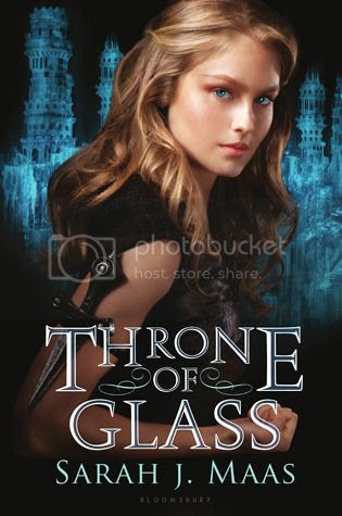 The Book Rest: Book Review for Throne of Glass by Sarah J Maas