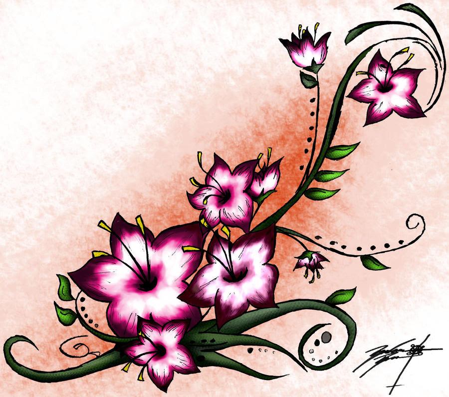 small cherry tree tattoos. small cherry tree tattoos.