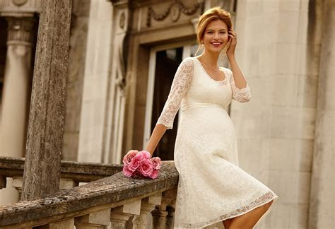Maternity & Pregnancy Wedding Dresses   Mother&Baby