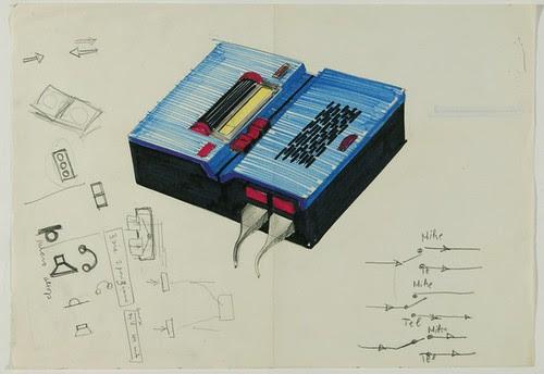 Dictaphone, 1968