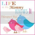 Life as this Mommy knows It