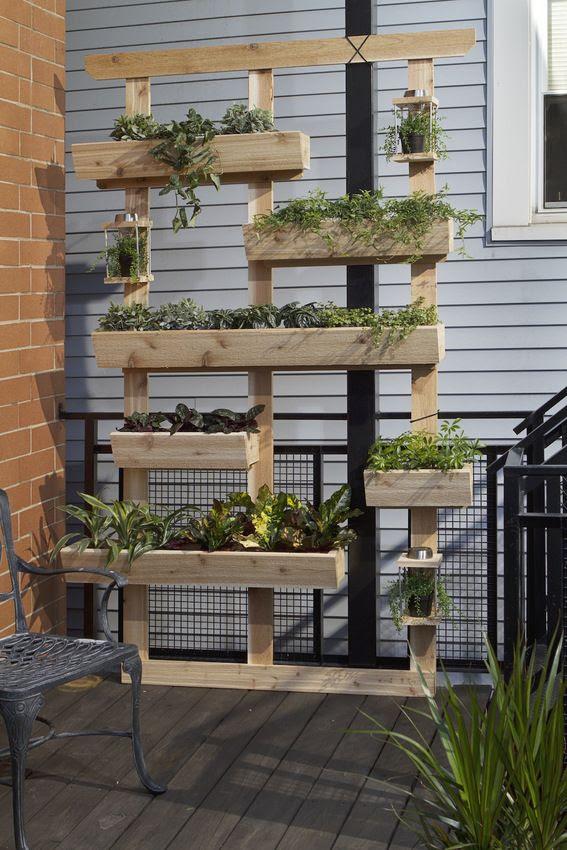 Pallet Planter Ideas!