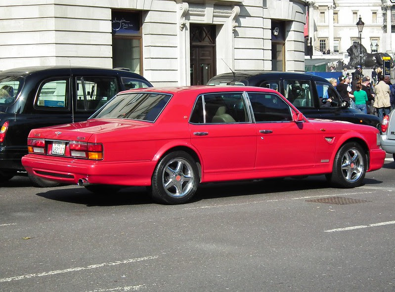 Bentley Mulliner Turbo RT