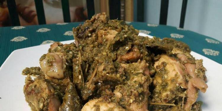 Resep Ayam Cabe Hijau Ala Warung Padang Oleh Atikah