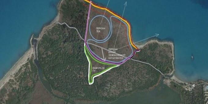 Χτίζουν φαραωνικό ξενοδοχείο στη Λιμνοθάλασσα Αντινιώτη με διαδικασίες… fast track!