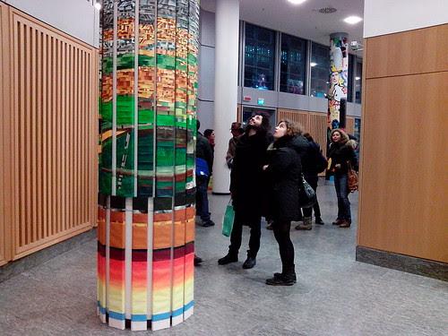 Guardando la colonna di Nicola Felice Torcoli by Ylbert Durishti