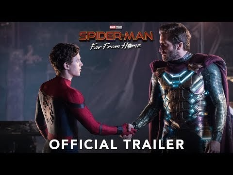 Spider-Man: Far From Home Full Movie download in Tamilrockers