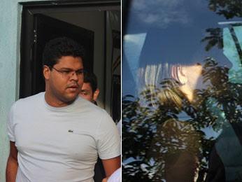 Casal de donos da Priples foi preso no Recife (Foto: Reprodução/TV Globo)