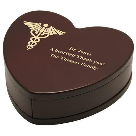 Personalized Heart Shaped Rosewood Keepsake Box with