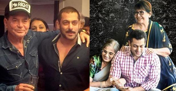 Salim Khan Birthday: The Man Who Broke All The Stereotypes, Lives A Happy Life With His Two Wives