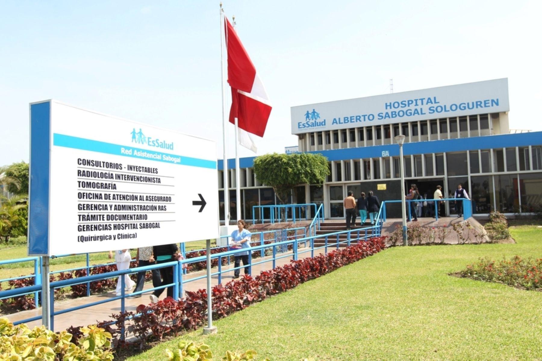 EsSalud, lima, Centros prevención de riesgos en el trabajo