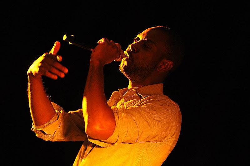 Evry Daily Photo - Ask Em x Harold x Malone - Concert Litteraire aux Arenes de l'Agora Evry 07