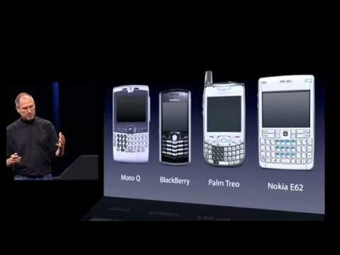 Dünyada ilk iPhone 14 yıl önce bugün 29 Haziran 2007'de satıldı. İşte Jobs'un iPhone ilk kez tanıttığı dünyayı değiştiren gün