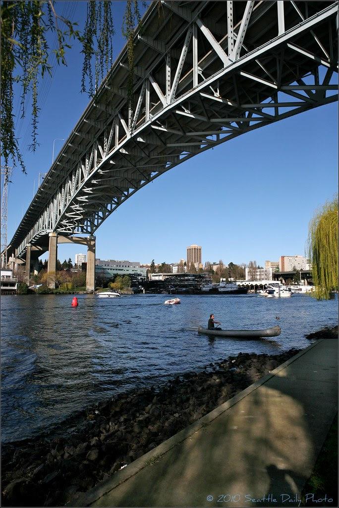 I-5 Ship Canal Bridge